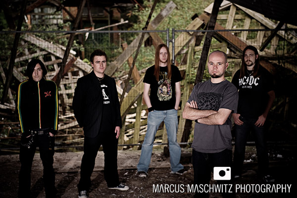 starseed promotional photographs by marcus maschwitz